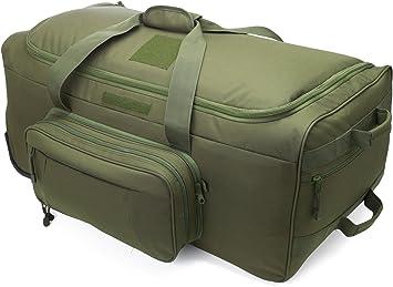 Amazon.com: ARMYCAMOUSA - Carro táctico militar de ...