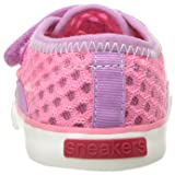See Kai Run Girls' Saylor Sneaker, Hot Pink, 4 M US Toddler
