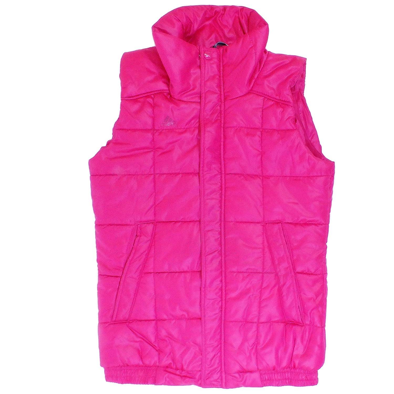 adidas J P Entry Vest w53238Mujer Ligero Chaleco Acolchado mujer color - Brghtpnk/brghtpnk tamaño XS/30-32