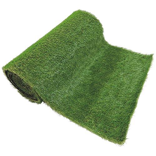 フカフカで気持ちいいガーデンガーデン「色までリアルな人工芝」