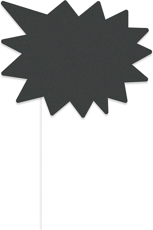 Unique Party- Paquete de 8 accesorios de cabina de fotos Pizarra ...
