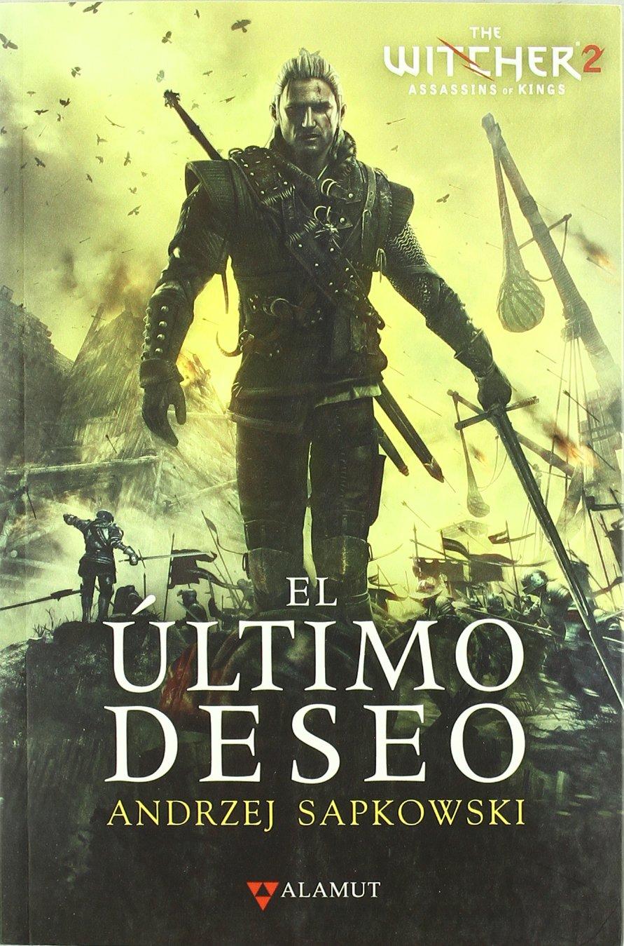 El último deseo: The Witcher 2 Alamut Serie Fantástica: Amazon.es ...