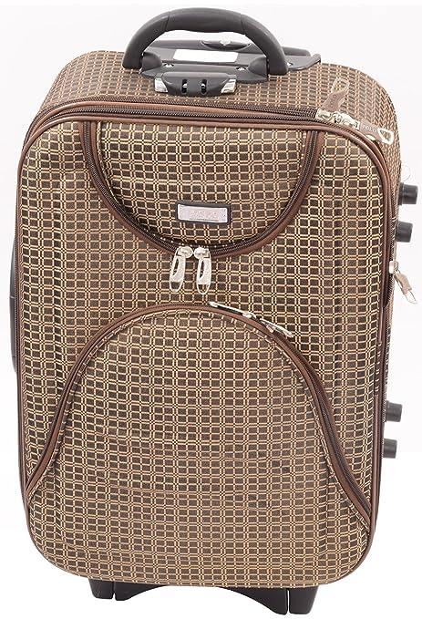 9556dbf8ec16 Polo 47 Ltrs Trolley Bag (MSP76)  Amazon.in  Bags