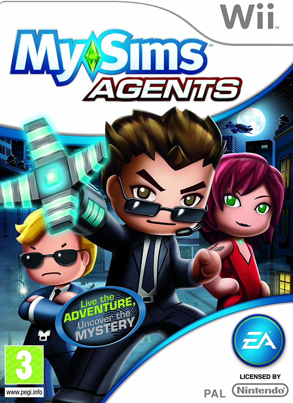 MySims Agents (Wii) [Importación inglesa]: Amazon.es: Videojuegos