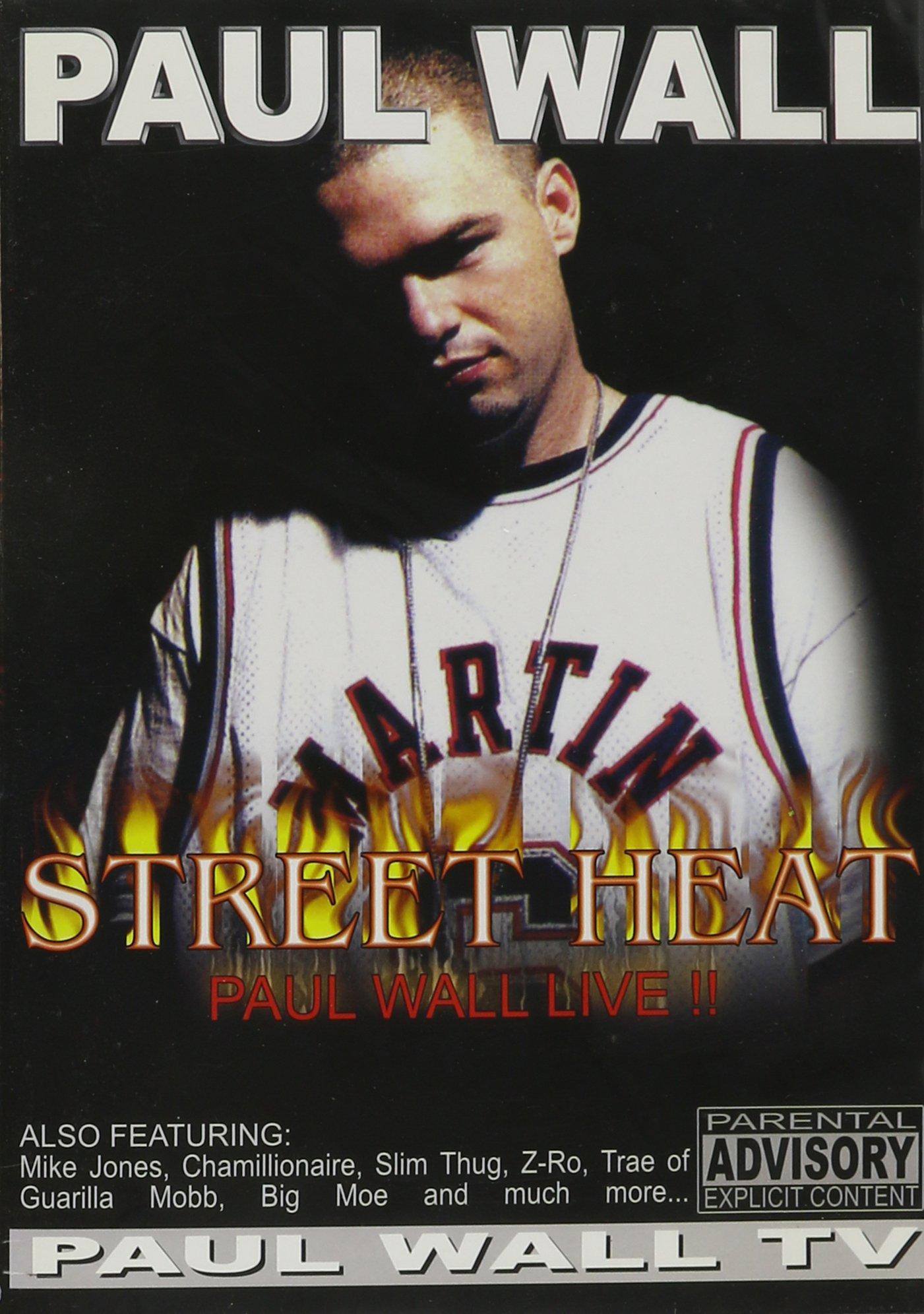 Street Heat: Paul Wall Live!!