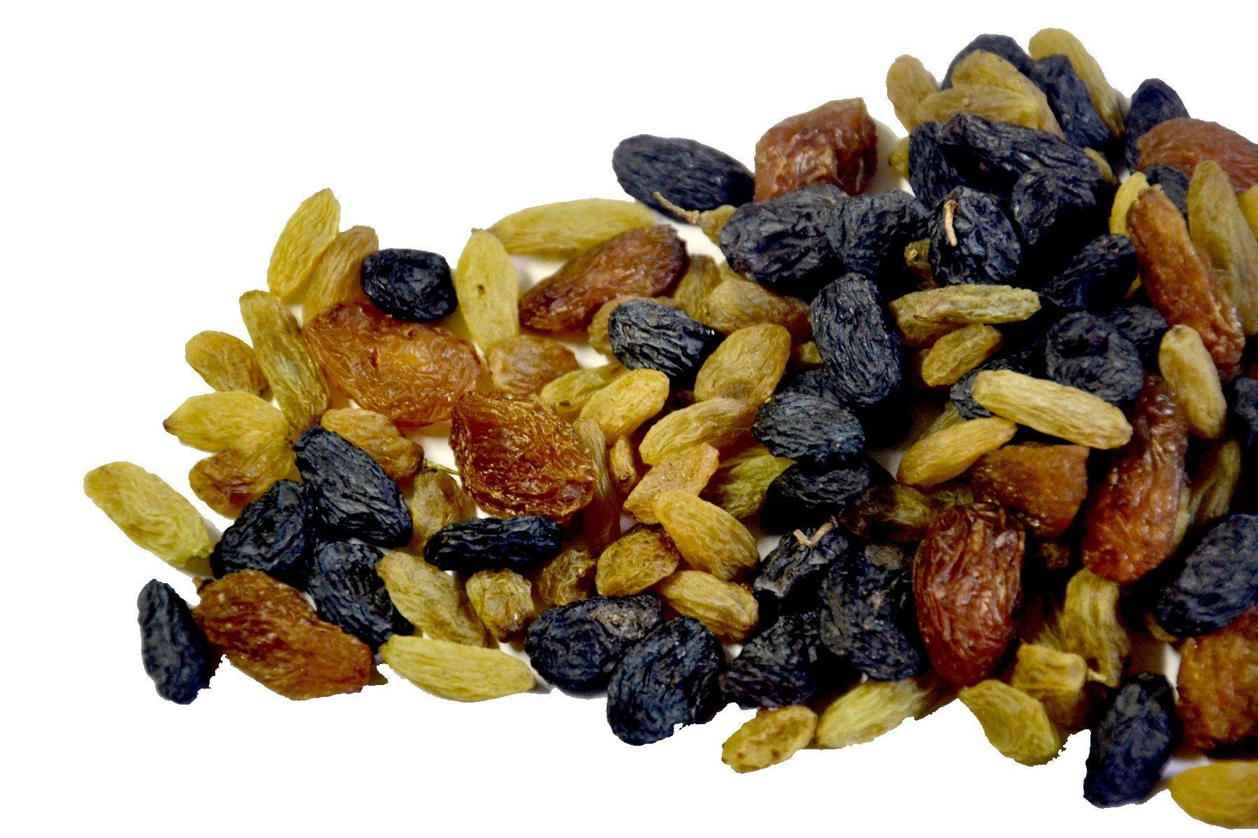 Leeve Dry Fruits Multi Mixed Raisins Mix Kishamish - 400Gms by Leeve Dry Fruits (Image #2)