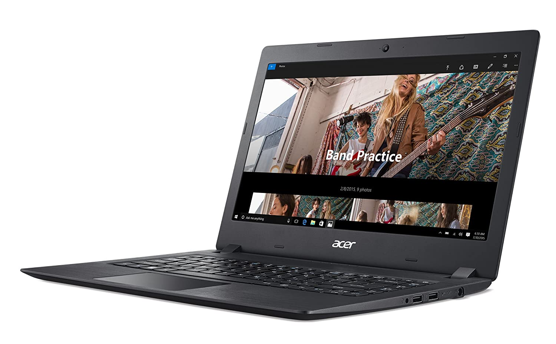 Acer Aspire 1 14 Full Hd Intel Celeron N3450 4gb Ram Lgs Slim Fit Youth Boy Follow Heart Hitam Xl 32gb Storage Windows 10 Home A114 31 C4hh Computers Accessories