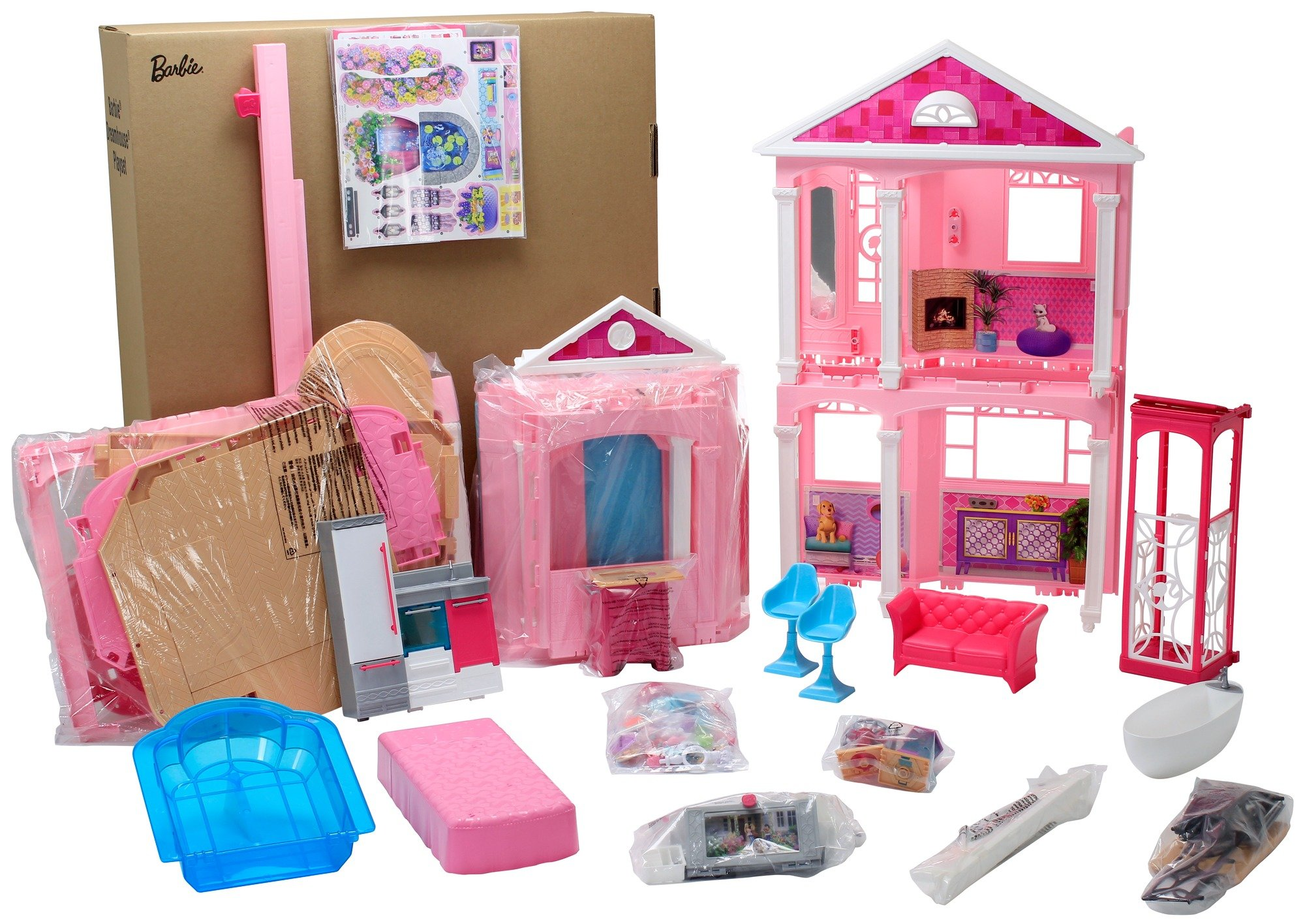 Barbie Dreamhouse by Barbie (Image #6)