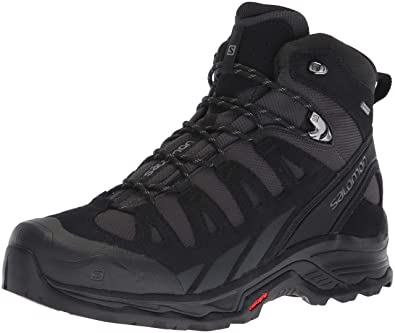 8f12ebe67911 Salomon Men s s Quest Prime GTX High Rise Hiking Boots Grey  Amazon ...