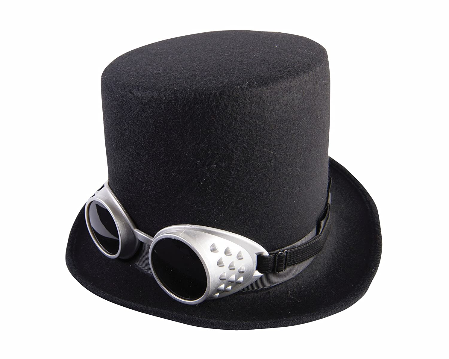 Favoriete Amazon.com: Faerynicethings Steampunk Top Hat with Removable @BM12