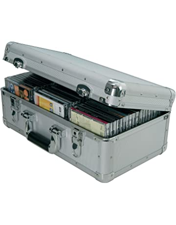 Citronic Aluminium Cd Flight Case 60 Cds