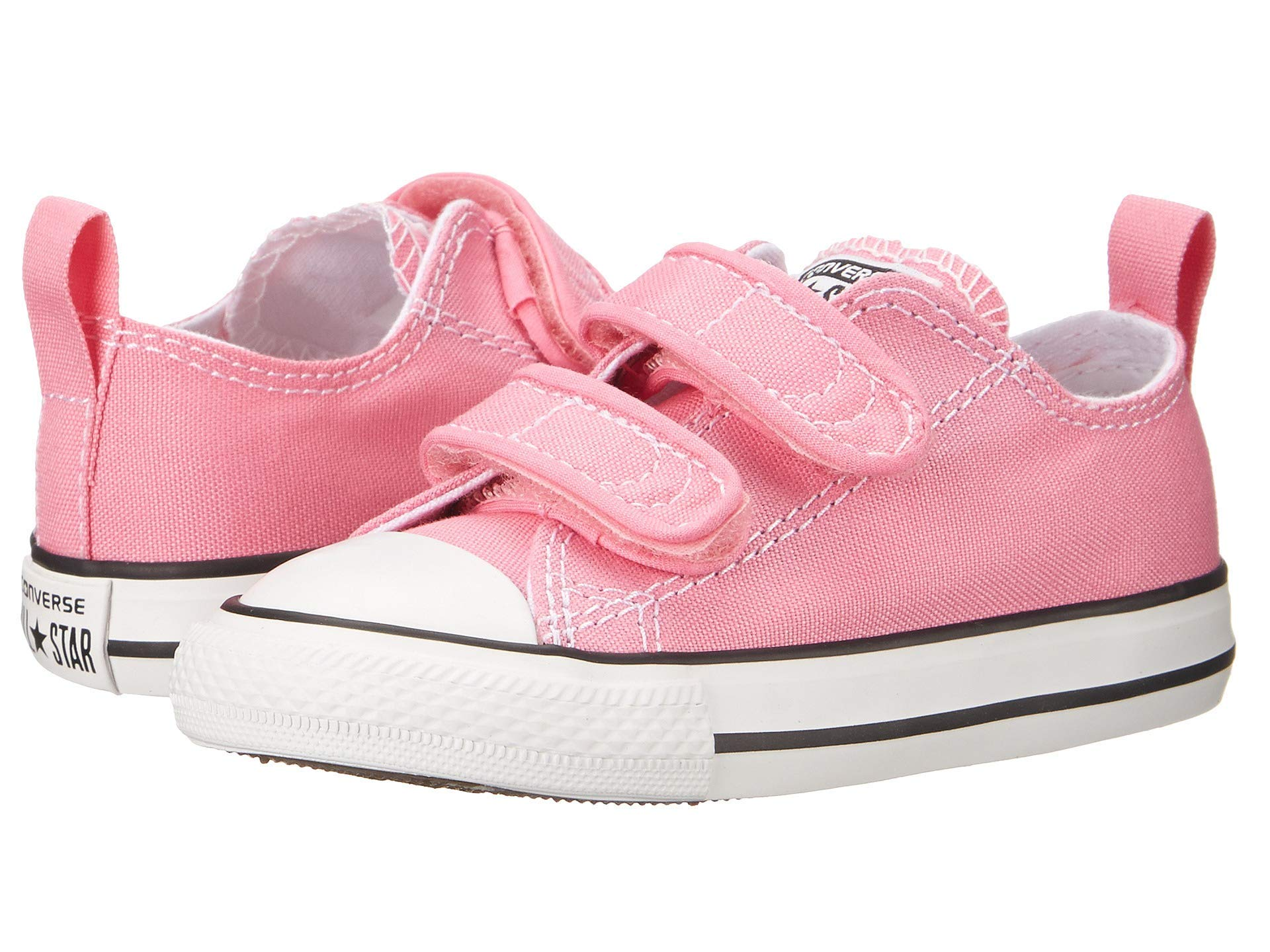 Converse Toddler Velcro Pink Size 5