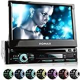XOMAX XM-DTSB928 récepteur multimédia de voiture - récepteurs multimédias de voiture