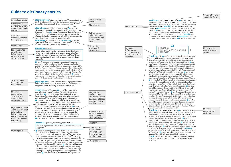Collins COBUILD Advanced Learner's Dictionary (Collins COBUILD
