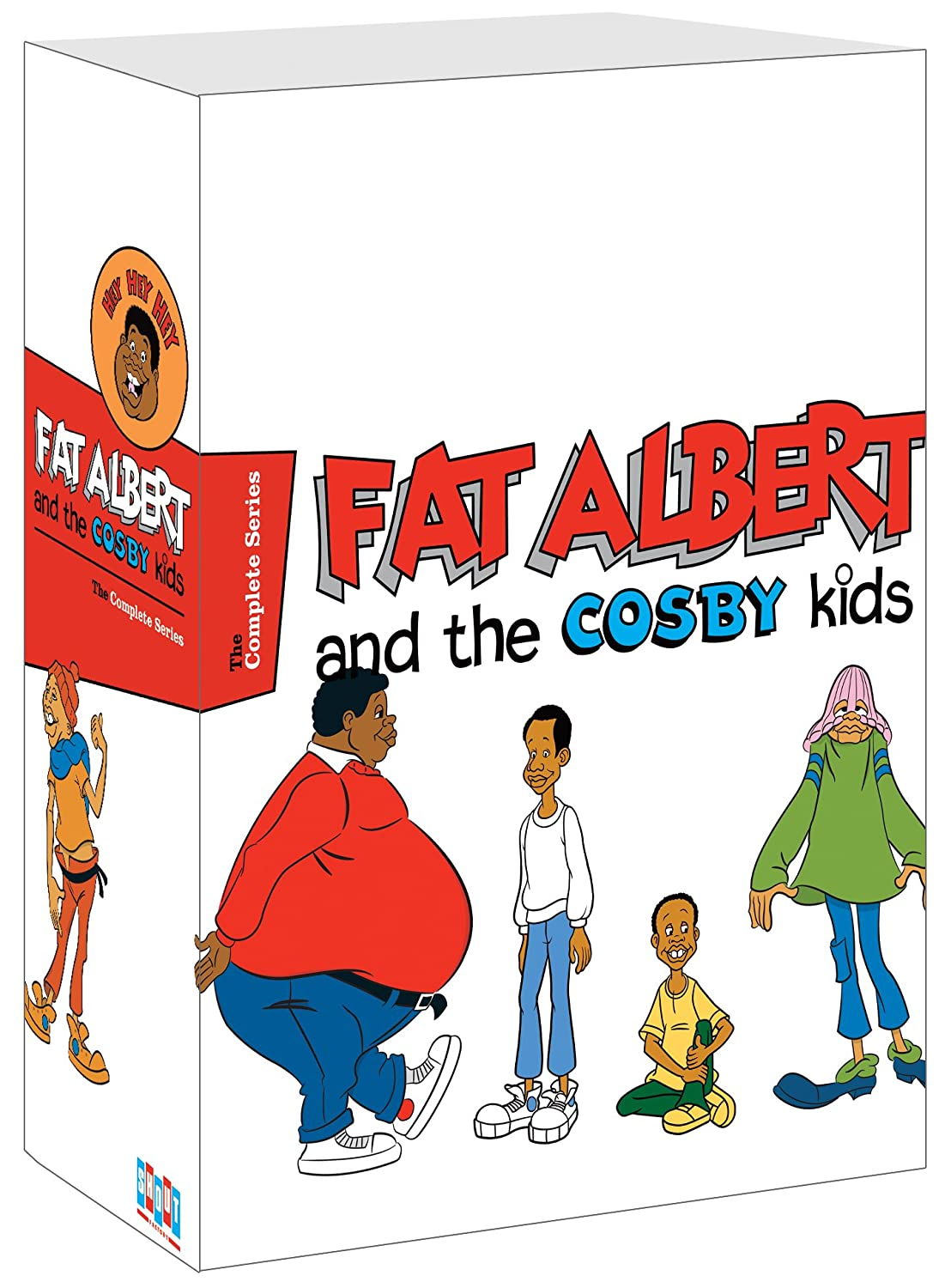 Amazon.com: Fat Albert and the Cosby Kids: The Complete Series: Bill ...