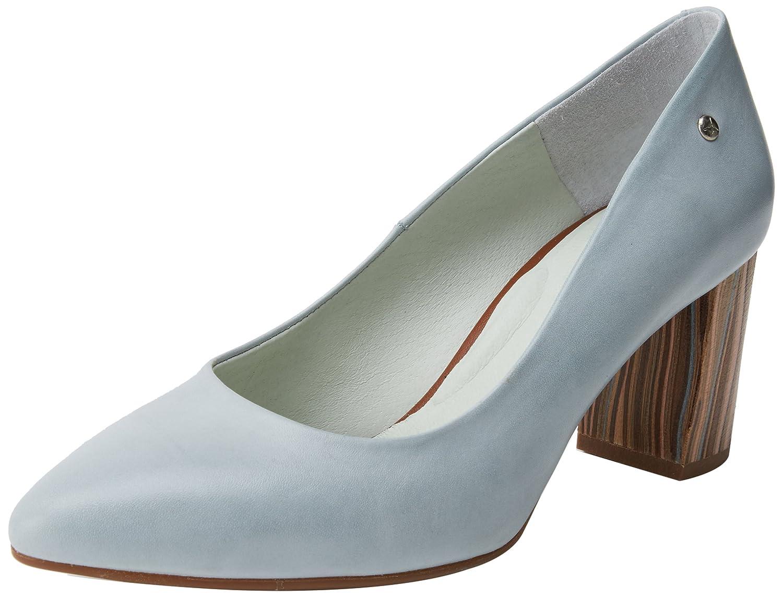 Salamanca W1s, Zapatos de Tacón para Mujer, Marrón (Brandy), 36 EU Pikolinos