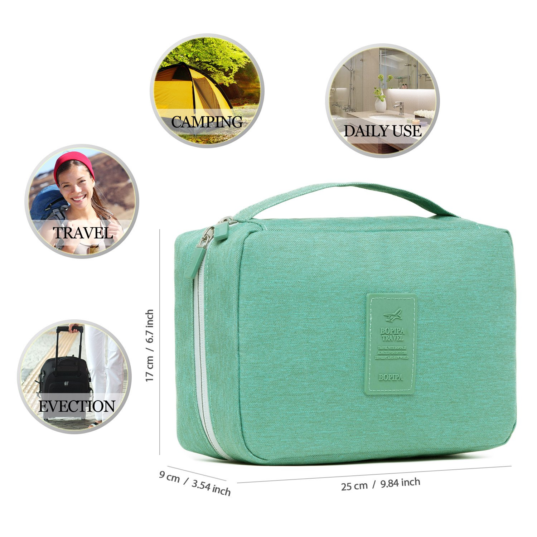 Toiletry Bag Travel Toiletries Bag Sturdy Hanging Organizer for Women