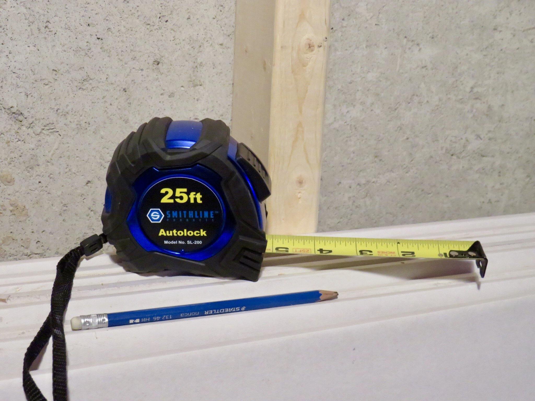 Smithline SL-200 Professional Grade Auto-lock Tape Measure by Smithline Products (Image #7)