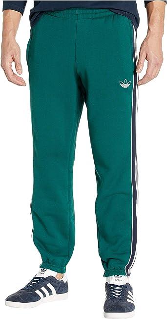 Adidas Originals - Pantalones de panel de 3 rayas para hombre ...