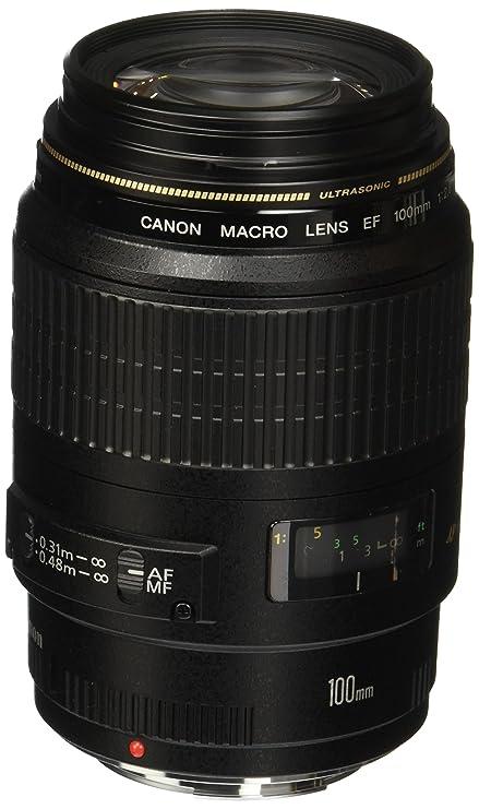 Objetivo Canon Macro Precio Amazon