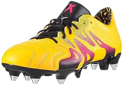 buy popular cb540 d34ed Amazon.com | adidas Performance Mens X 15.1 SG Soccer Boots ...