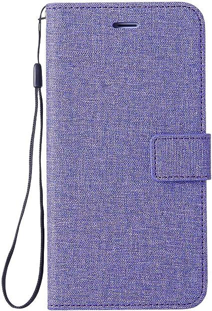 DENDICO Sony Xperia E5 móvil, Flip Cartera Funda teléfono móvil ...