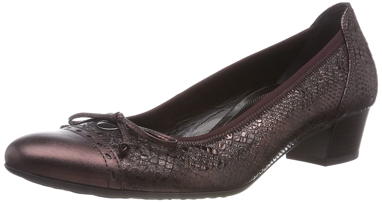 TALLA 37 EU. Gabor Comfort Fashion, Zapatos de tacón con Punta Cerrada para Mujer