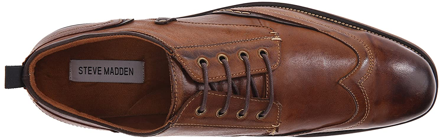 86c29a3ae87 Amazon.com | Steve Madden Men's Jimmer Oxford | Oxfords