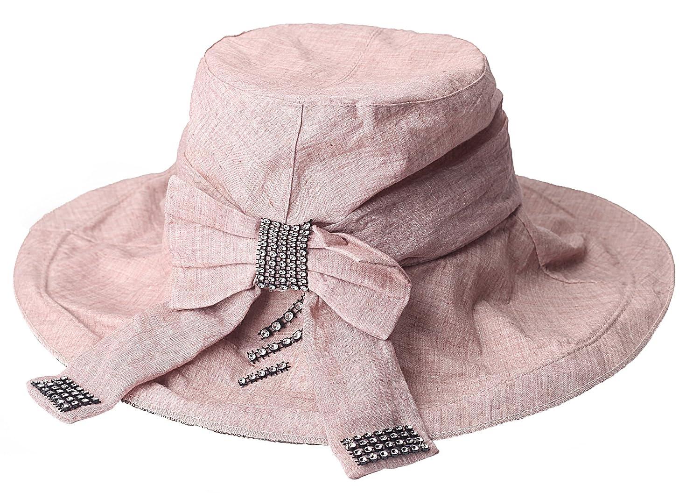Elegant women's casual sun hat