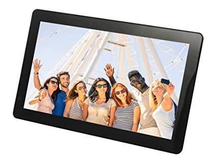 Buy Merlin Digital India Digital Photo Frame With Wi Fi Connect And