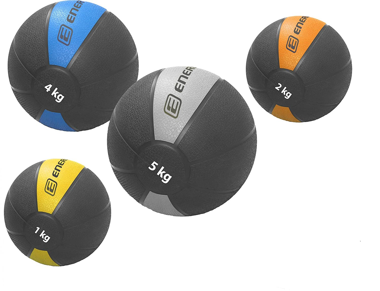 ENERGETICS Medizin Ball, Gewicht  Farbe 5 Kilo   grau [Misc.]