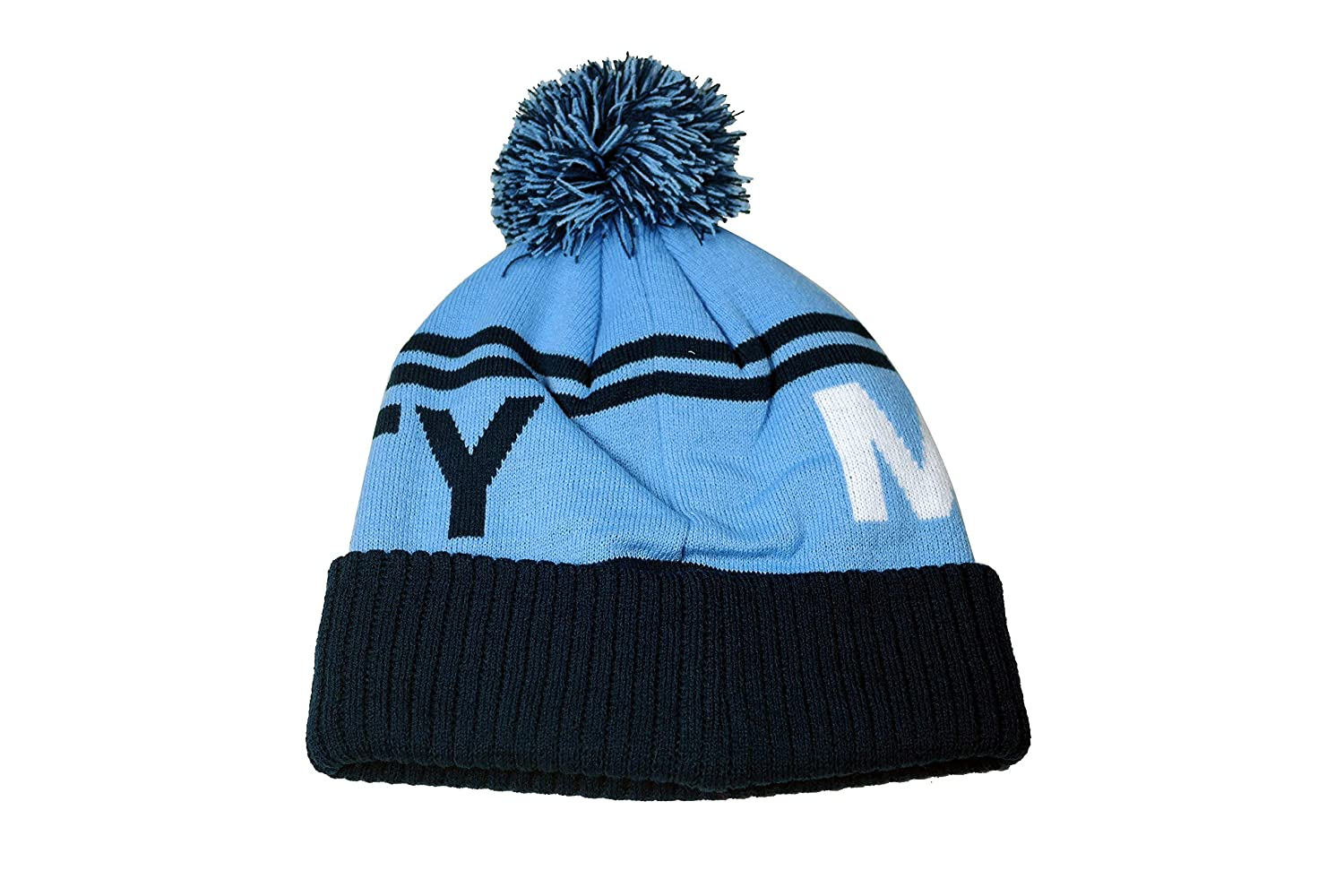 Authentic Official Licensed Product Soccer Beanie Manchester City F.C