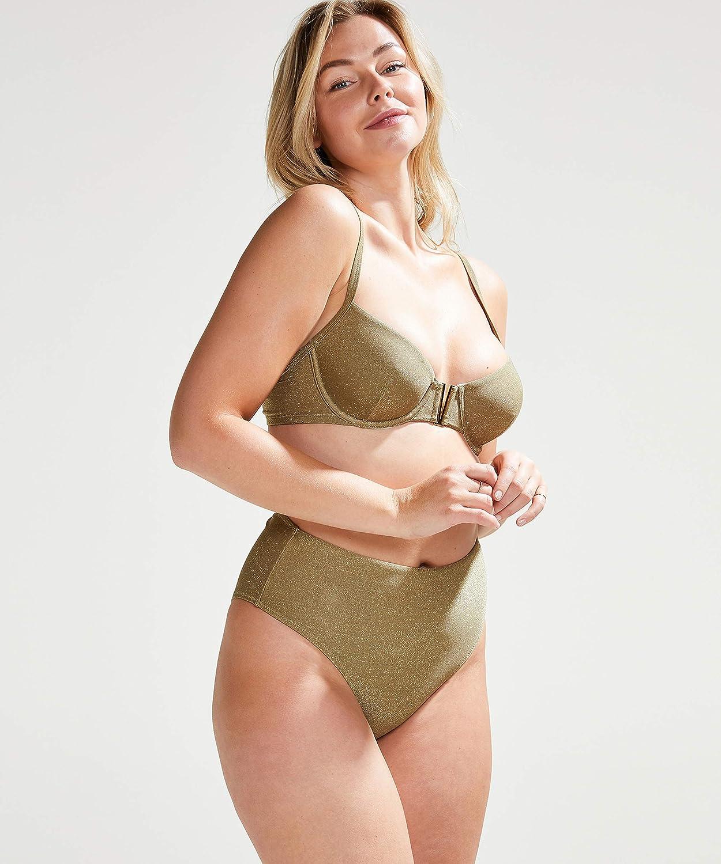 HUNKEM/ÖLLER Nicht-vorgeformtes B/ügel-Bikinioberteil Nice Vivian Hoorn
