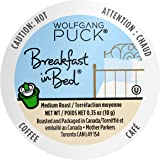 Wolfgang Puck Coffee Capsules, Breakfast in Bed, 18 Count