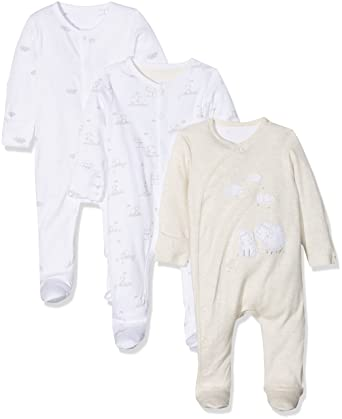 Mothercare Baby My First Little Lamb-LC576 Sleepsuit 3abc4d420