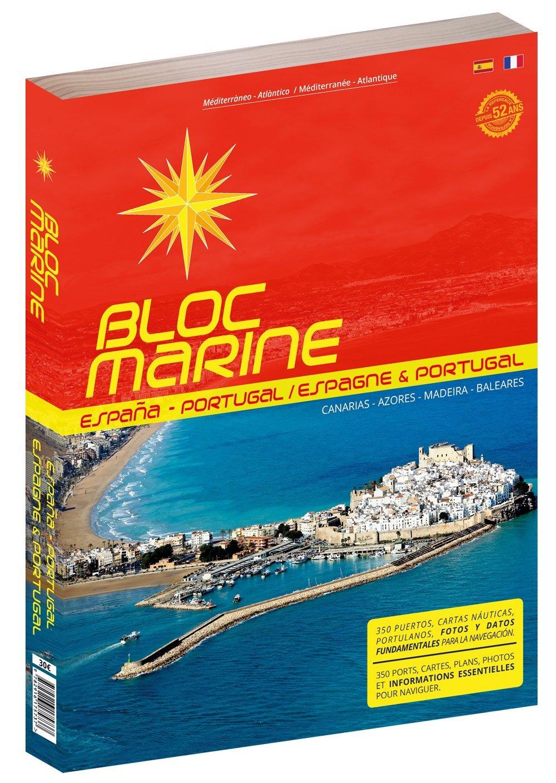 Bloc Marine - Espagne & Portugal: Amazon.es: Figaro Nautisme ...