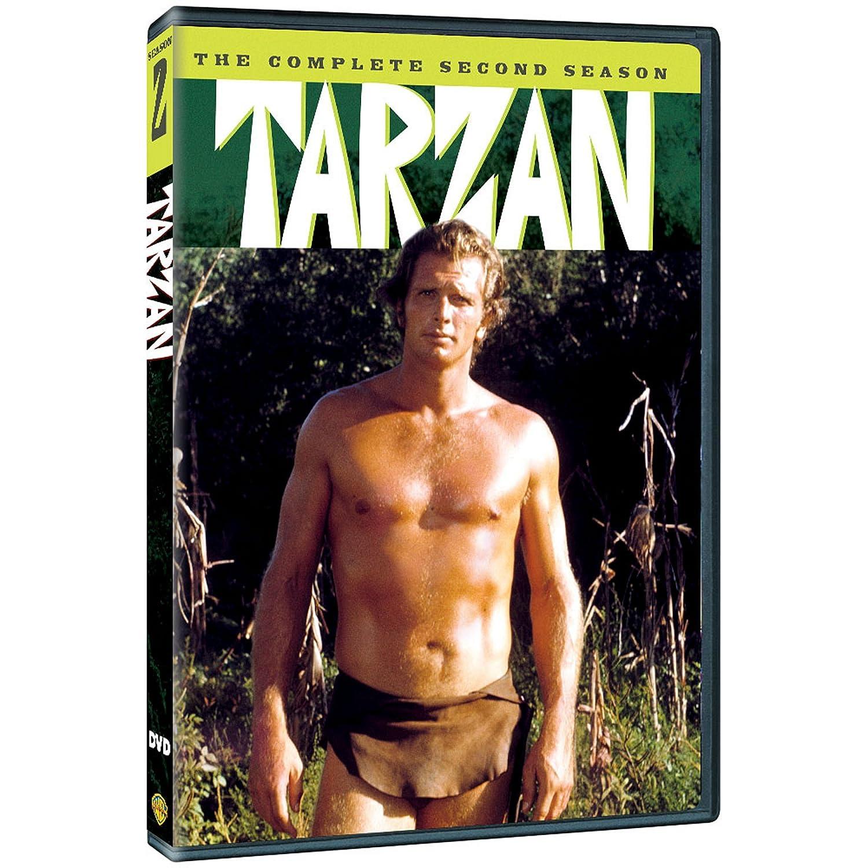 Tarzan: Complete Second Season Edizione: Stati Uniti Italia ...
