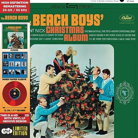 The Beach Boys Beach Boys Christmas Album Cardboard Sleeve