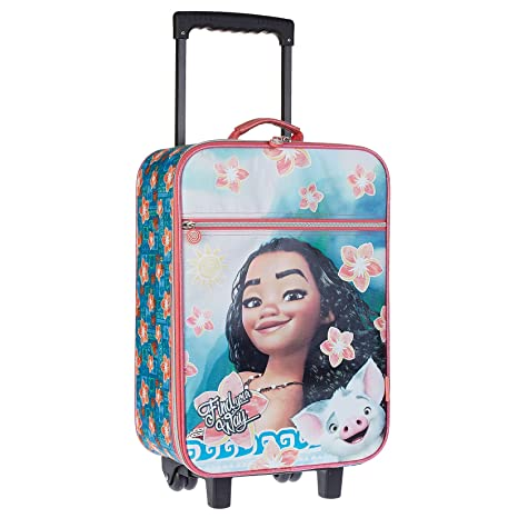 Karactermania Vaiana Your Way Equipaje Infantil, 46 cm, 26 ...