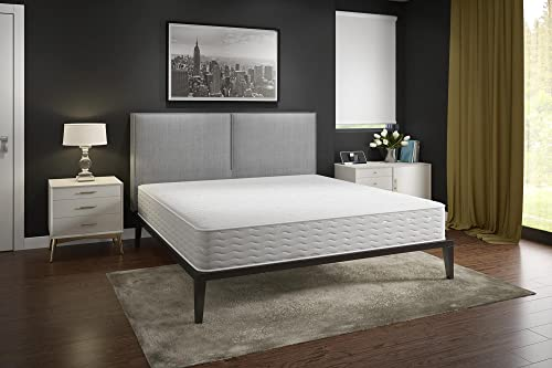 Signature Sleep Contour 10″ Reversible Encased Coil Mattre