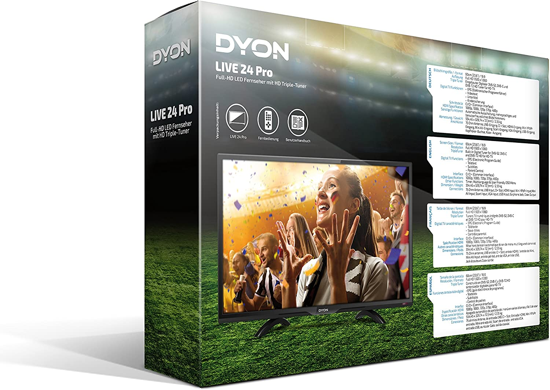 DYON Live 24 Pro 60cm 24