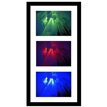 Amazon.com: Stillwater Ice Castles Multi-Color - 10x18 Frame 5x7 ...