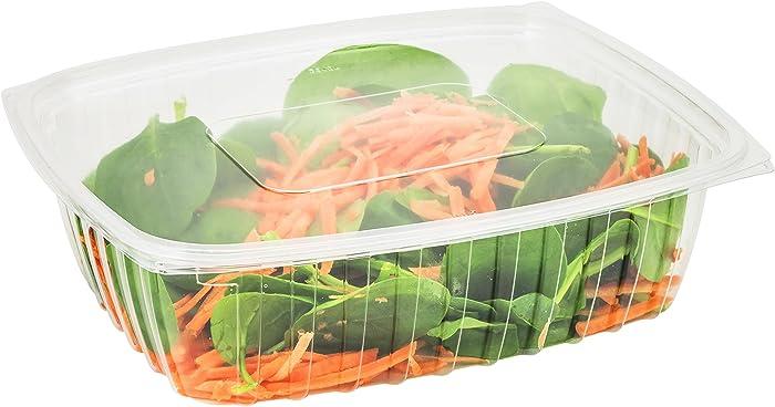 Top 10 32 Oz Flat Plastic Food Conatinera