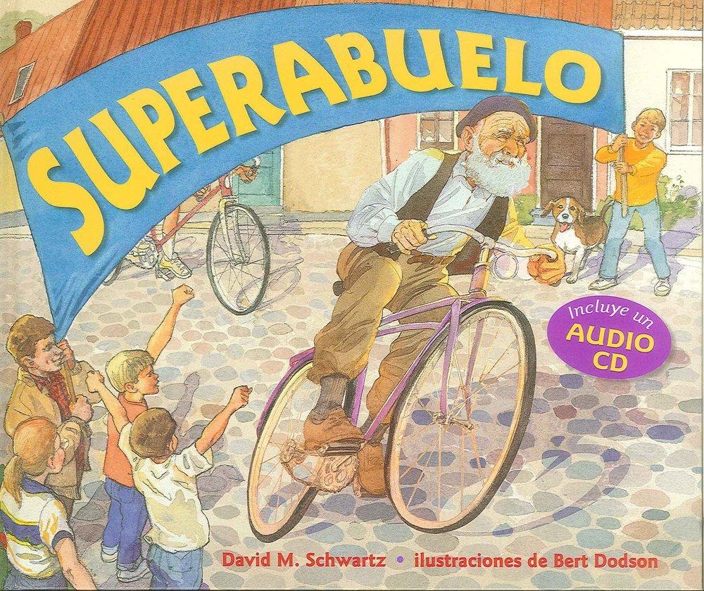 Superabuelo (Spanish Edition) PDF