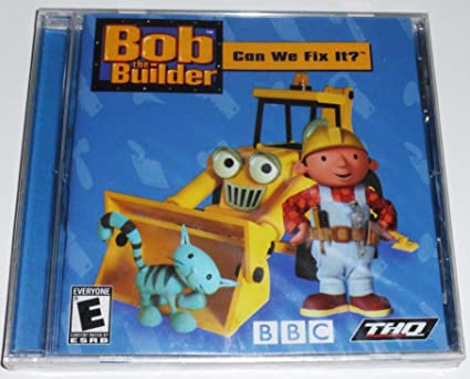 PC Bob the Builder Can We Fix It?