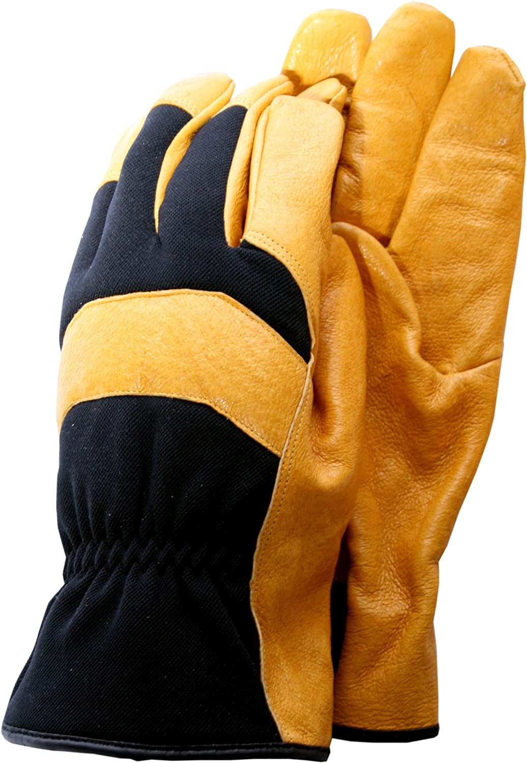 Town & Country TGL420 Deluxe General Purpose Leather Mens Gloves, 0 Fixings and Hardware Items Leather Palm Gloves Workwear and Safety Products