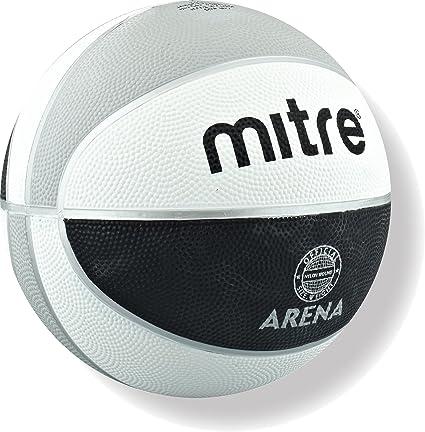 Mitre - Balón para Entrenamiento de Baloncesto, tamaño 7, Color ...