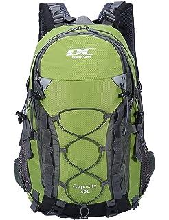 7708320f1ad767 Diamond Candy rampicante d'escursione esterno in bicicletta impermeabile  40L zaino unisex alta capacità Daypacks