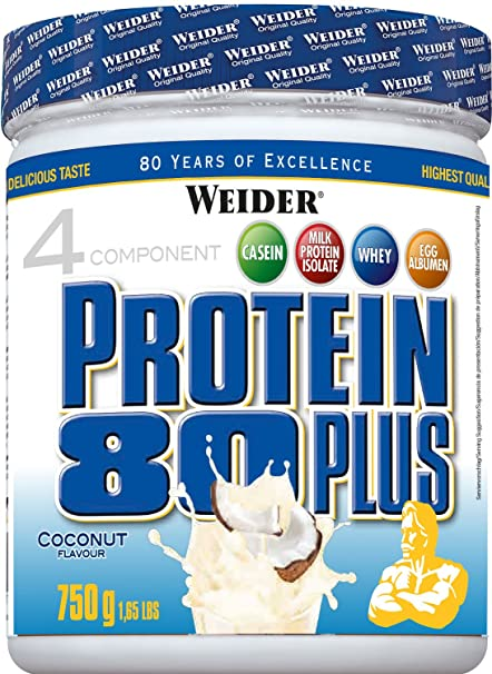 Weider Protein 80 Plus Coco - 750 gr