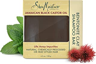 product image for SheaMoisture Clay Bar Repairing Shampoo for Damaged Hair Jamaican Black Castor Oil Strengthening with Shea Butter 4.5 oz